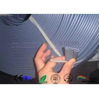 Wholesale Lip seal of solid grey silicone rubber  strip from china suppliers