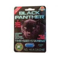 Wholesale Sex Capsule Herbal Male Enhancement Pills Black Panther Male Sex Enhancer from china suppliers