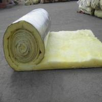 Wholesale 24kg/me3 50mm Glass woolo blanket with Aluminium foil for PEB steel buildings from china suppliers
