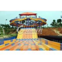 Wholesale Commercial Multi Lane Variable speed Racing Water Slide with Stainless Steel Screw from china suppliers