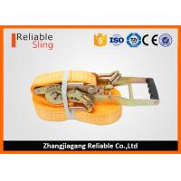 Wholesale 50mm 5T Ergo Ratchet Tie Down Strap for Truck EN 12195-2 CE Certified from china suppliers