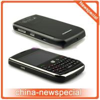 Wholesale Blackberry 8900 1:1 clone WIFI JAVA TV Quadband dual sim dual came mobile phone/cellphone from china suppliers