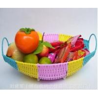 Wholesale Hot Sale Weave Fruit Baskets from china suppliers