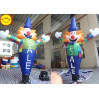 Wholesale Funny Inflatable Air Dancer Clown Sky Dancer Inclduing Blower For Event from china suppliers