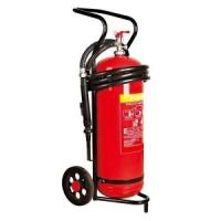 Wholesale 50 kg Trolley Wheeled Dry Powder Fire Extinguisher Test Pressure 25 Bar For Subway from china suppliers