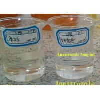 Wholesale Oral Anti Estrogen Liquid Steroids Anastrozole 5mg/ml Arimidex from china suppliers