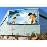 Wholesale 1/8 Scan Full Color Led Display Video Wall , Outdoor Led Screens With Linsn Or Nova Card from china suppliers