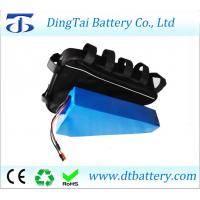 Wholesale Triangle battery pack 48V 28.8Ah for mountain bike/Fat bike/SORDOR ebike with triangle bag from china suppliers