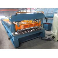Wholesale Yield 37-50 Ksi PPGI Metal Roof Roll Forming Machine Manual / Automatic Decoiler from china suppliers