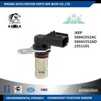 Wholesale JEEP crankshaft position sensor 56041552AC 56041552AD 2351101 from china suppliers
