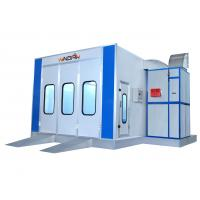 Wholesale Portable Down Draft Spray Booth Use Flame-Resistant Panel WD-902 from china suppliers