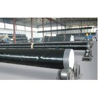 Wholesale STK400 / 500 Welded Steel Pipe Mid Carbon Electric Resistance Anticorrosion Treatment from china suppliers