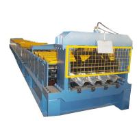 Wholesale Industrial Steel Floor Decking Sheet Metal Roll Forming Machines With CE from china suppliers