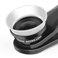 Universal Macro Photography Lenses 12-24X Super Macro Lens for iPhone Mobile Phone lense