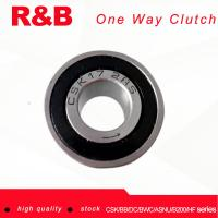 Wholesale high quality R&B brand CSK17 2RS  transmission one way clutch bearings from china suppliers