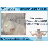 Wholesale Raw SERM Steroid Powder Nandrolone Steroid Nolvadex Used In PCT Cycle For Anti Estrogen from china suppliers