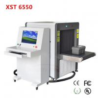 Wholesale Super Airport Security Check X Ray Baggage Scanner Equipment , XST -6550 from china suppliers
