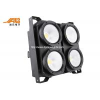 Wholesale 4 Eyes 100w White Colors Theater Stage Lighting Cob Blinder Light Aluminum Housing from china suppliers