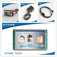 Buy cheap Grade Resistive Touch Screen Industrial LCD Display TFT With CPU Drive from wholesalers