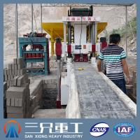 Quality fly ash brick making machine in india price for sale