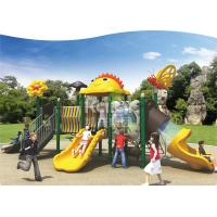 Buy cheap Dreamy Series Outdoor Playground Equipment With Slide Kids Toys KQ60059A from wholesalers