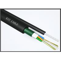 Wholesale Multimode Overhead Fiber Optic Cable Multitube Fiber Optic Single Mode Cable from china suppliers