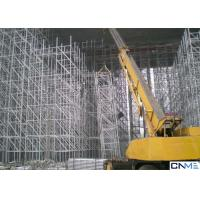 Wholesale Construction Lightweight Scaffolding Systems / Low Cost Scaffolding High Strength from china suppliers