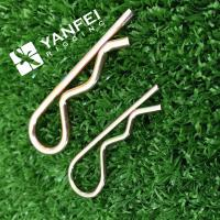 Wholesale Zinc Plated Split Pins Cotter Pins R Pins, Hair Pin from china suppliers