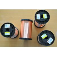 Buy cheap Ultra Fine 0.012mm Copper Wire 0.012 - 0.4mm UEW Enamelled Copper Wire from wholesalers