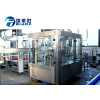 Wholesale CE Certificated Mineral Water Bottle Filling Machine Stainless Steel 304 4000BPH from china suppliers