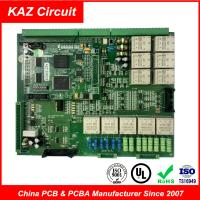 Wholesale FR4 Industrial Control Custom PCB Boards For Power monitoring board from china suppliers