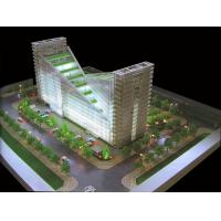 Buy cheap Highly Massing Architectural Model Supplies For Commercial Building from wholesalers