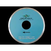 Wholesale Continuous rim saw blade for ceramics/glass from china suppliers