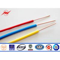 Wholesale 450 Electrical Wires And Cables Copper Bv Cable Indoaor BV/BVR/RV/RVB from china suppliers