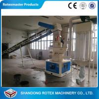 Wholesale Rotex Master 1-1.5T / H Timber Pelletising Machine For Making Fuel Pellet from china suppliers