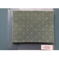 Buy cheap PP Jade Green Needle Punched Non Woven Material 520gsm + 25gsm from wholesalers