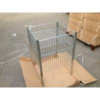 Wholesale Clear Lacquer Retail Store Equipment 600 x 600 x 900mm Zinc Plated Table from china suppliers