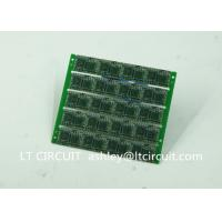 Quality Four Layer Multilayer Printed Circuit  Custom Pcb Board 0.8MM Green Solder Mask for sale