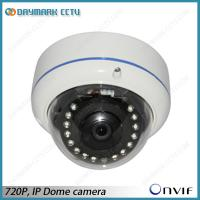 Wholesale 720p Dome IP Infrared Camera Low Lux P2P from china suppliers