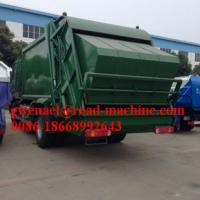 Wholesale 20CBM Manual/Automatic Control Rear Load Garbage Compactor Truck Diesel Engine SINOTRUK SWZ 6x4 from china suppliers