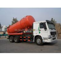 Quality Vacuum Suction Trucks for sale