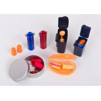 Wholesale Bulk Cheap Noise Cancelling / Sound Proof Ear Plug With Color Box Packaging from china suppliers
