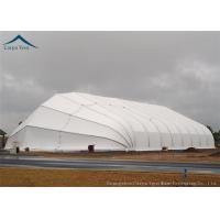 Wholesale Durable Long Life Span Airplane Hangar  Workshop Tent With Clear Span Structure from china suppliers