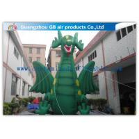 Quality Adverting Inflatable Model , Advertisement Giant Inflatable Dinosaur Model for sale