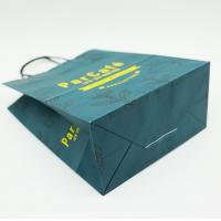 Wholesale Birthday Kraft Custom Printed Paper Bags With Handles Holiday Party Durable from china suppliers