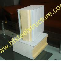 Wholesale 50mm Polyurethane Sandwich Panel For Green And Easy Construction Prefab House from china suppliers