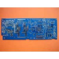 Wholesale Custom blue color 1.6mm Board 0.15mm Min. Line Space HALS lead free FR4 / CEM-1 PCB from china suppliers