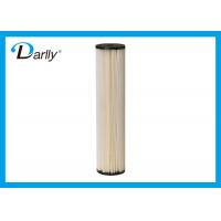Wholesale Darlly PP Pleated Pleated Filter Cartridge Disposable Water Filter Elements from china suppliers