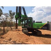 Wholesale TYSIM KR125A Hydraulic Rotary Drlling Rig Machine for Foundation Construction from china suppliers