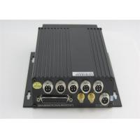 Wholesale Security PTZ CCTV Mobile DVR 4 Channel Motion Detect For Business Bus / Taxi from china suppliers